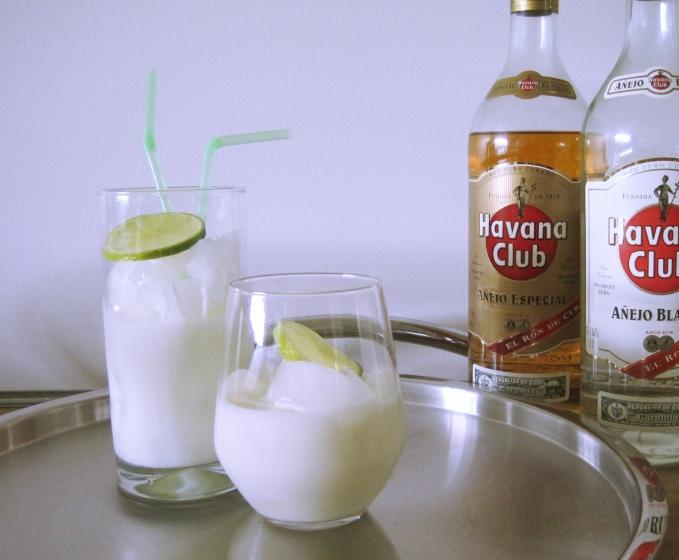 Double Rum Piña Colada