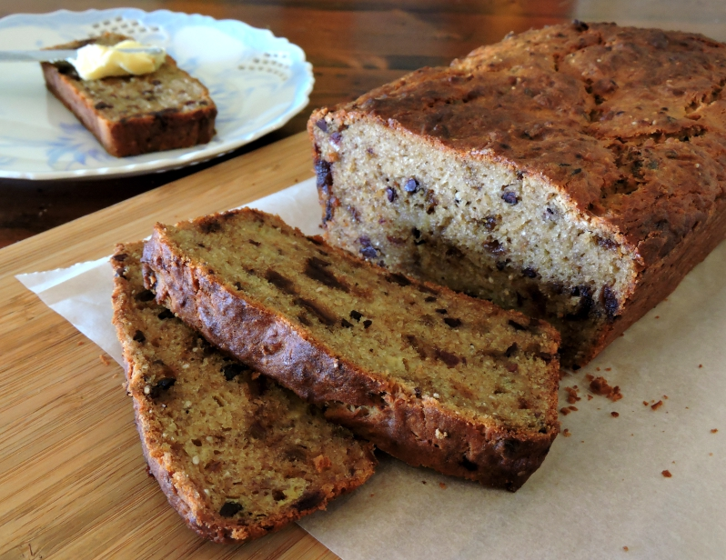 GF I can't believe it's not bad for me… Banana Bread