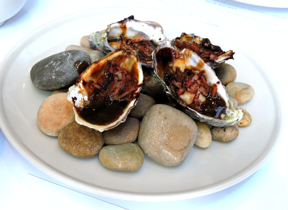 Lion - Oysters