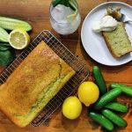 Gin & Tonic Syrup Cake